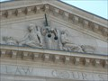 Image for Blind Justice - Law Courts Bldg - Winnipeg MB