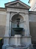 """Image for Fontaine """"enfant à la coquille"""" dite Charlemagne - Paris IVème, France"""