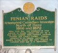 Image for Fenian Raids - Sheldon