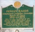 Image for Fenian Raids - Sheldon