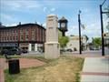 Image for Lenoir Town Clock - Lenoir, North Carolina