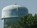 Image for Mahoning County Water Tower  -  Craig Beach, OH