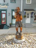 Image for Orangeville Tree Sculptures: The Boxer