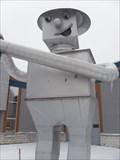 Image for Le plus grand Robot du Québec.  - Mascouche.  -Québec.