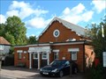 Image for Clock, Memorial Hall, Much Hadham, Herts, UK