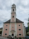 Image for Katholische Pfarrkirche St. Andreas - Berchtesgaden, Bavaria, Germany