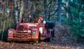 Image for Dead Fire Truck - Uxbridge MA