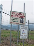Image for Plains Airport - Plains, Montana