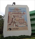Image for Ginormous 8 Track Cartridge - Pop Century Resort - Lake Buena Vista, Florida, USA