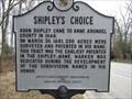 Image for Shipley's Choice