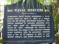 Image for Naval Station 1823-1974