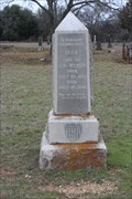 Image for Ella Weeks - Oswald Cemetery - Clifton, TX