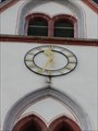 Image for St. Clemens church clock - Mayen, Rhineland-Palatinate, Germany