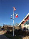 Image for Red Lobster Nautical Flag Pole - Frisco, TX, US