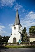 Image for Alter Kirchturm St. Andreas, Bonn-Rüngsdorf, NRW, Germany