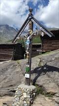 Image for Wegkreuze mit Schnitzereien - Saas-Fee, VS, Switzerland