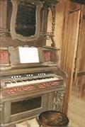 Image for John E. Davis Family Organ - near Cherokee, NC