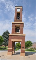 Image for Snow College Clock ~ Ephraim, Utah