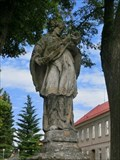 Image for St. John of Nepomuk // sv. Jan Nepomucký - Bohdalov, Czech Republic