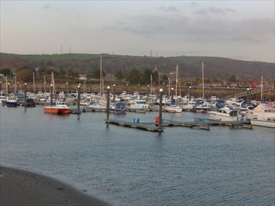 Millennium Coastal Park, Wales.