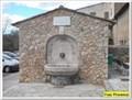 Image for Une fontaine - Salernes, Paca, France