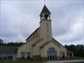 Image for St. Maximilian Kolbe Catholic Church Bell Tower - Sobieski, WI