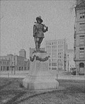 Image for Miles Morgan Statue in Court Square - Springfield, MA