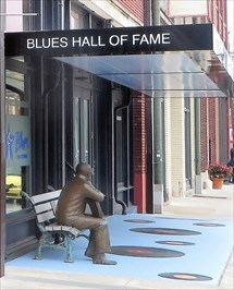 - Blues Hall of Fame Museum -