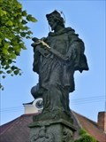 Image for St. John of Nepomuk // sv. Jan Nepomucký - Krucemburk, Czech Republic
