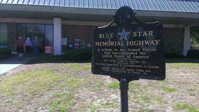 Georgia welcome center, I-95