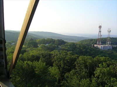 Sunridge Tower View with the AT&T Relay Station in the shot. FANTASTIC!