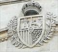 Image for Coat of Arms Cuartel San Francisco - Ourense, Galicia, ESpaña