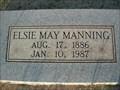 Image for 100 - Elsie May Manning - Jones, OK