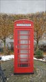 Image for Red Telephone Box in Pont-à-Marcq, Nord-Pas-de-Calais, France