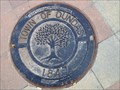 Image for Dundas 1847 Manhole Cover - Dundas, ON
