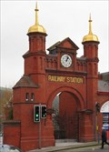 Image for Douglas Railway Station — Douglas, Isle of Man