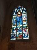 Image for Les Vitraux de l'église Saint-Ouen - Pont-Audemer, France