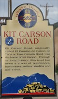 Image for Kit Carson Road