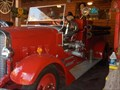 Image for Blairsville Firetruck