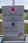 Image for Confederate Monument - Perry, FL