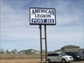 "Image for ""American Legion Post 315"", Box Elder, South Dakota"