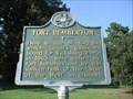 Image for Fort Pemberton