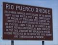 Image for Rio Puerco Bridge - I-40 exit 140 - NM