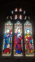 Image for Stained Glass Windows - St Catherine - Wyville, Lincolnshire