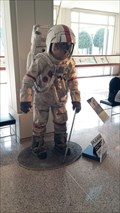 Image for Apollo 16 Space Suit - Richard Nixon Presidential Library and Museum - Yorba Linda, CA