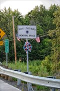 "Image for Rosaire J. ""Ross"" Rajotte Memorial Bridge - Northbridge MA"