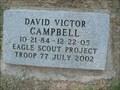 Image for David Victor Campbell - Edmond, OK