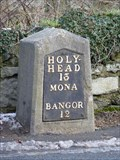 Image for A5 Milestone (Bangor 12), Mona, Ynys Môn, Wales