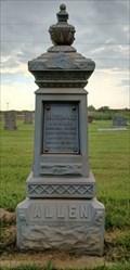 Image for J. H. Allen - Beecham Cemetery, Okarche, OK