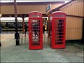 Image for Red Phone Boxes, Moor Street Rail Station, Birmingham. UK